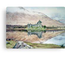Kilchurn Castle Loch Awe Canvas Print