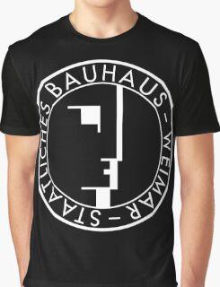 BAUHAUS WEIMAR (BLACK) Graphic T-Shirt