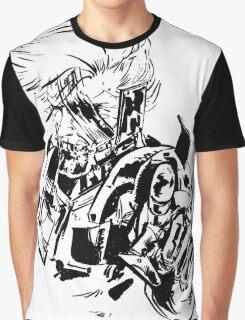 Raiden Wants YOU Graphic T-Shirt