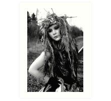 Series: Feral Nymphs- Nydarian 2 Art Print
