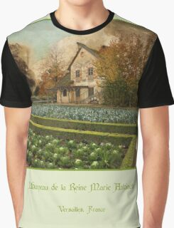 The Hameau of Queen Marie Antoinette Graphic T-Shirt