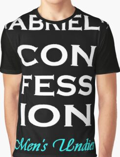 Gabriel's Confession 2 Graphic T-Shirt
