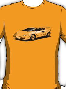 Halftone Countach Solo T-Shirt