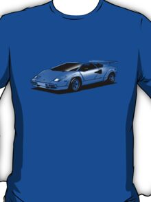 Halftone Countach Solo T-Shirt