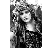 Series: Feral Nymphs- Nydarian 3 Photographic Print