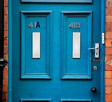 41 A 41 B by Celia Strainge