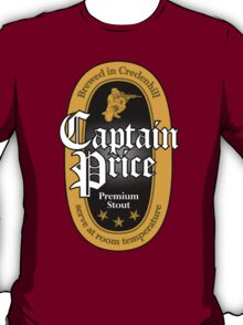 Captain Price Premium Stout T-Shirt