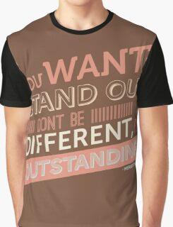 Quote 02 Graphic T-Shirt