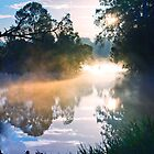 smiths crossing sun rise by faulsey