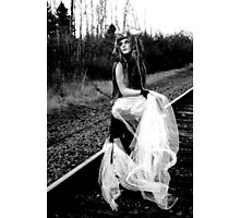 Series: Feral Nymphs- Nydarian 4 Photographic Print