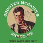 Shooter McGavin's Shoot-os by sciencefluff