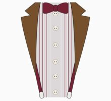 11th Doctor Outfit One Piece - Short Sleeve