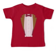 11th Doctor Outfit Baby Tee