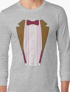 11th Doctor Outfit Long Sleeve T-Shirt