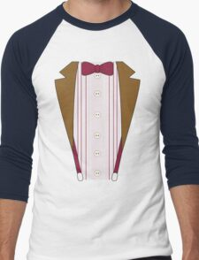 11th Doctor Outfit Men's Baseball ¾ T-Shirt