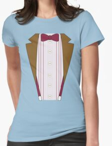 11th Doctor Outfit Womens Fitted T-Shirt