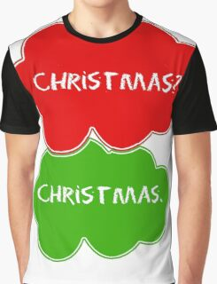 The Fault In Our Stars Christmas Graphic T-Shirt