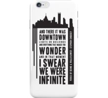 Infinite iPhone Case iPhone Case/Skin