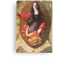 St. Catherine Unleashed  (2 for 1) Canvas Print