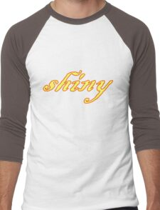 Shiny Men's Baseball ¾ T-Shirt