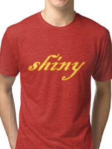 Shiny Tri-blend T-Shirt
