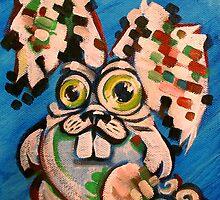 Funny Bunny by Ellen Marcus