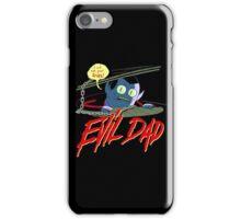 Evil Dad iPhone Case/Skin