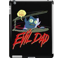 Evil Dad iPad Case/Skin