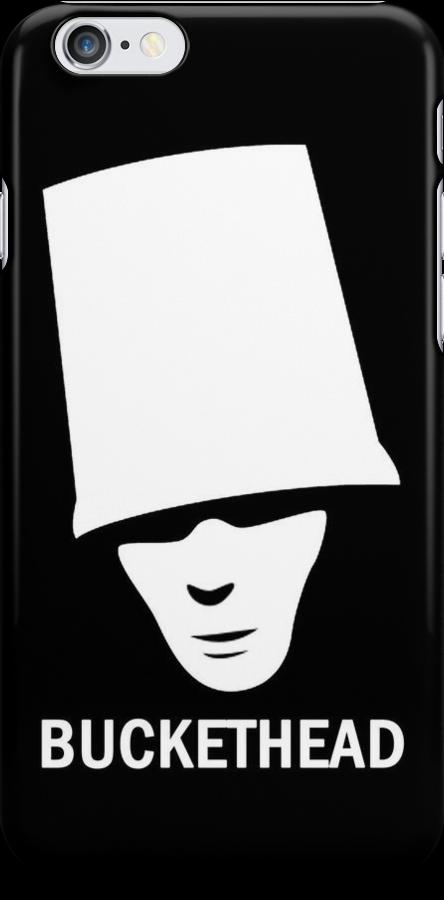 Buckethead (iPhone Case) by chowman29