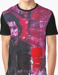 Nick Cave, The Bad Seed. Graphic T-Shirt