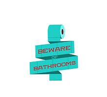 Rules of Zombieland - Beware of bathrooms by Chris Beaumont