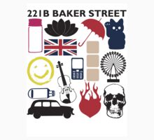 FAVOURITE SHERLOCK MOMENTS STICKER by thischarmingfan