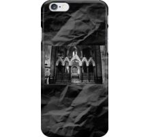 Inside Christchurch Cathedral iPhone Case iPhone Case/Skin