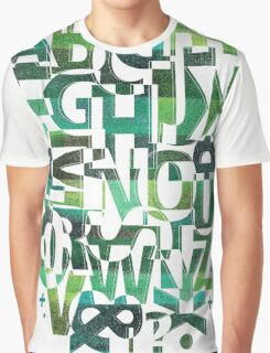 Geotypes Graphic T-Shirt