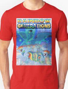 Rainbow Generations Unisex T-Shirt