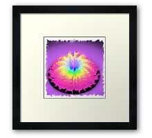 Fountain of Passion Framed Print