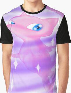 Pokemon! - Mew! Graphic T-Shirt