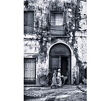 Stonetown Alley Zanzibar Photographic Print