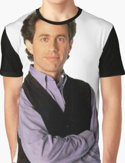 Straight Up Seinfeld Graphic T-Shirt