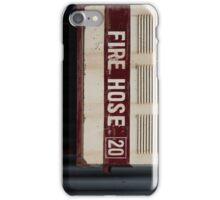 Fire Hose 20 iPhone Case/Skin