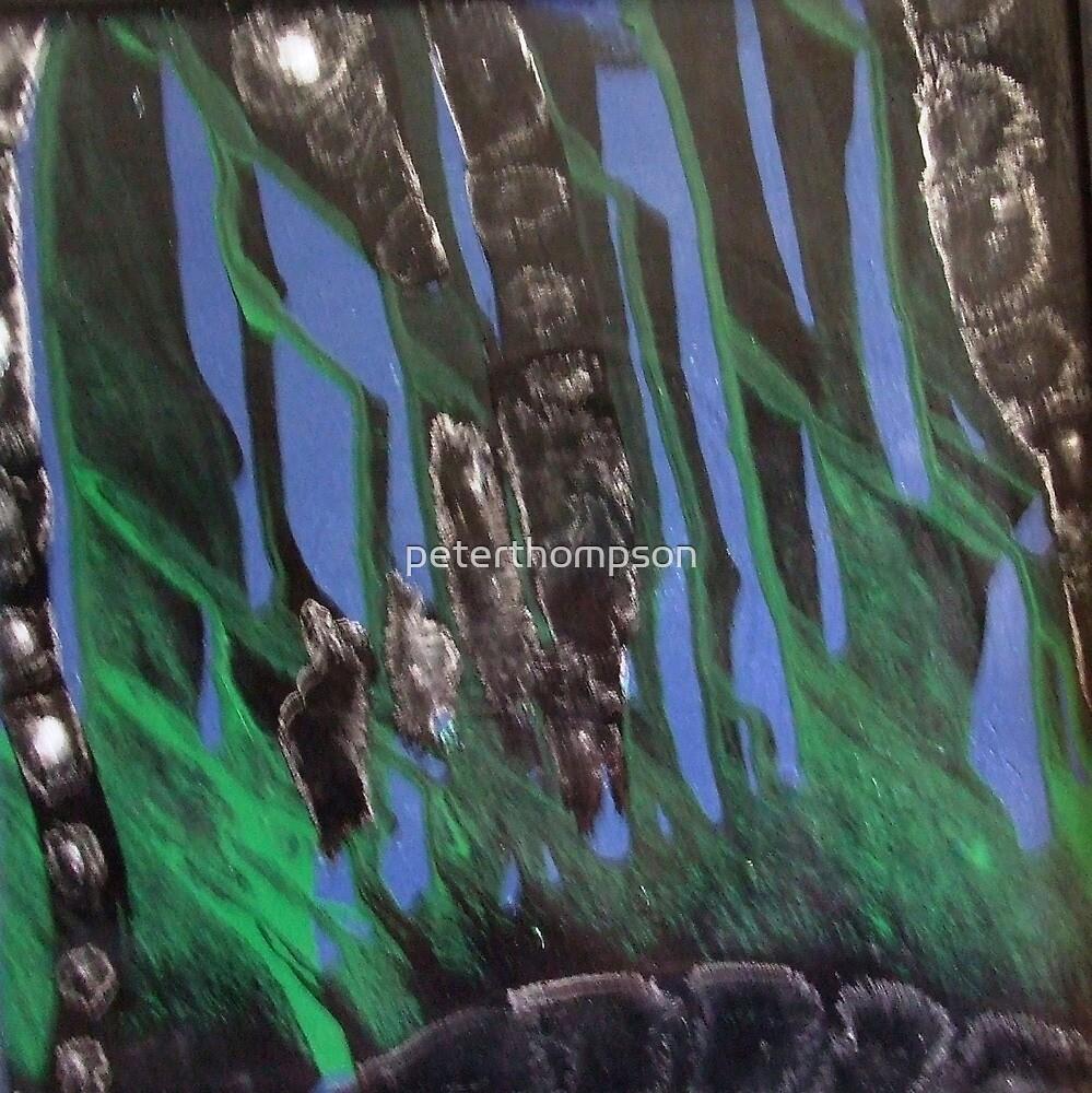 Sea Grass  by peterthompson
