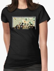 Guitar Head - Fantasy - Musical Instruments Womens Fitted T-Shirt