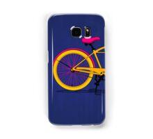 Happy Bike Samsung Galaxy Case/Skin