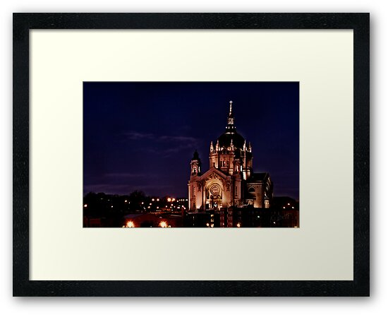 Cathedral of St. Paul by KBritt