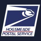 Hogsmeade Postal Service by Tom Kurzanski