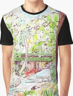 Hobart Rivulet Graphic T-Shirt