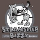 Steamship Bizzy by Tom Kurzanski