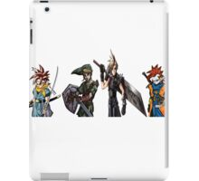 Anime - Warriors iPad Case/Skin