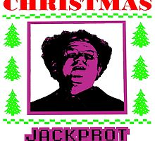 Dr. Steve Brule CHRISTMAS JACKPROT UGLY SWEATER by PrettyStuff