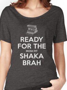 Keep Calm Shaka Brah Women's Relaxed Fit T-Shirt